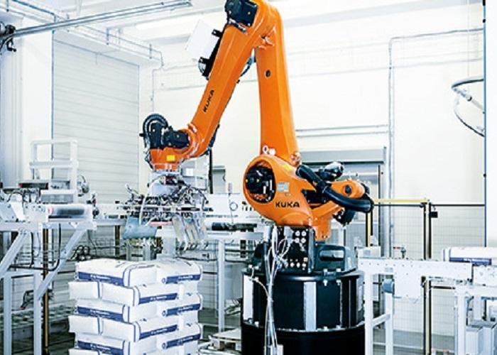 ENDÜSTRİYEL ROBOT